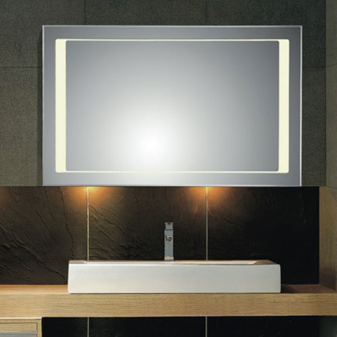 bathroom mirrors ottawa mirrors ottawa bathroom kitchen 11155 | LALOO Perimeter Back Light M01751 480x480