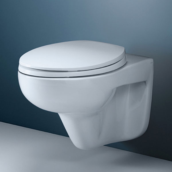 Walvit Invisi Series II Wall Hung Elongated Water Closet