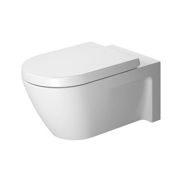 Duravit Starck 2 - Toilet wall-mounted