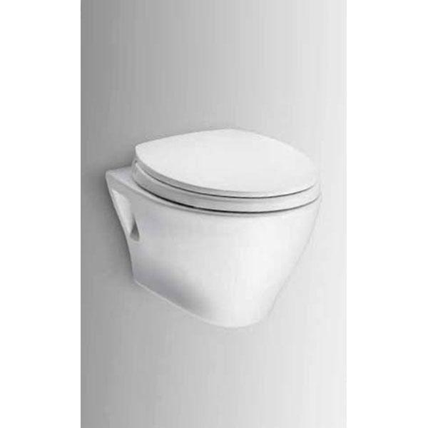 Aquia Wall-Hung Dual-Flush Toilet