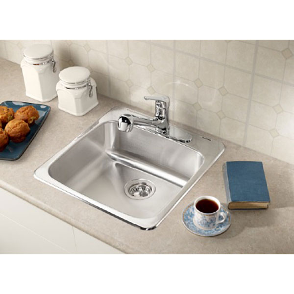 HORIZON Topmount Sink