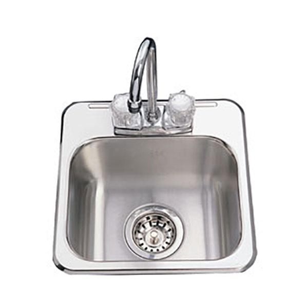 Kindred Hospitality Topmount Sink