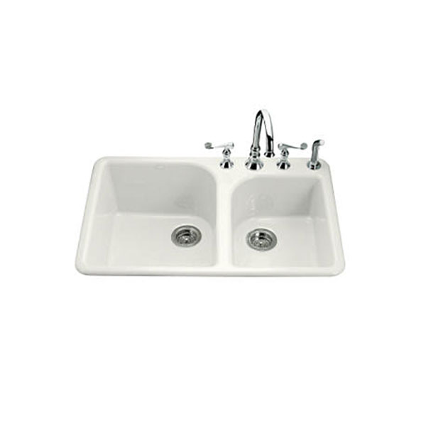 EXECUTIVE CHEF Top-mount Sink