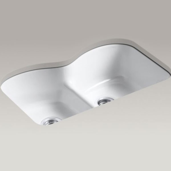 LANGLADE SMART DIVIDE Under-mount Sink