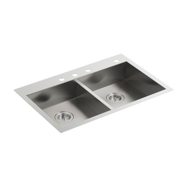 Vault Under-mount Kitchen Sink