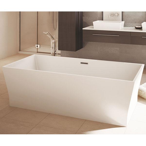 Box Freestanding Tub