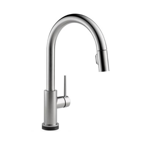TRINSIC Collection Single Handle Pull-Down Faucet