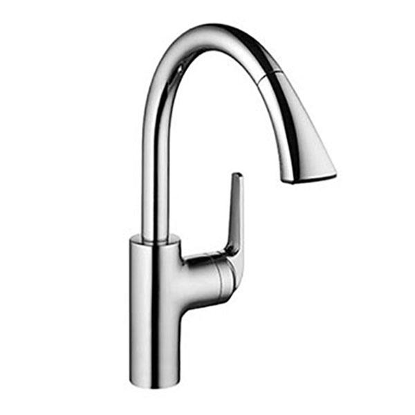 KWC New Domo Single Hole Faucet
