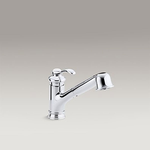 PULL-OUT KITCHEN SINK FAUCET