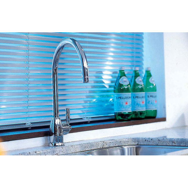 Perrin and Rowe Contemp Mimas C Spout Faucet